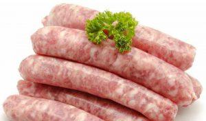 колбаски для жарки